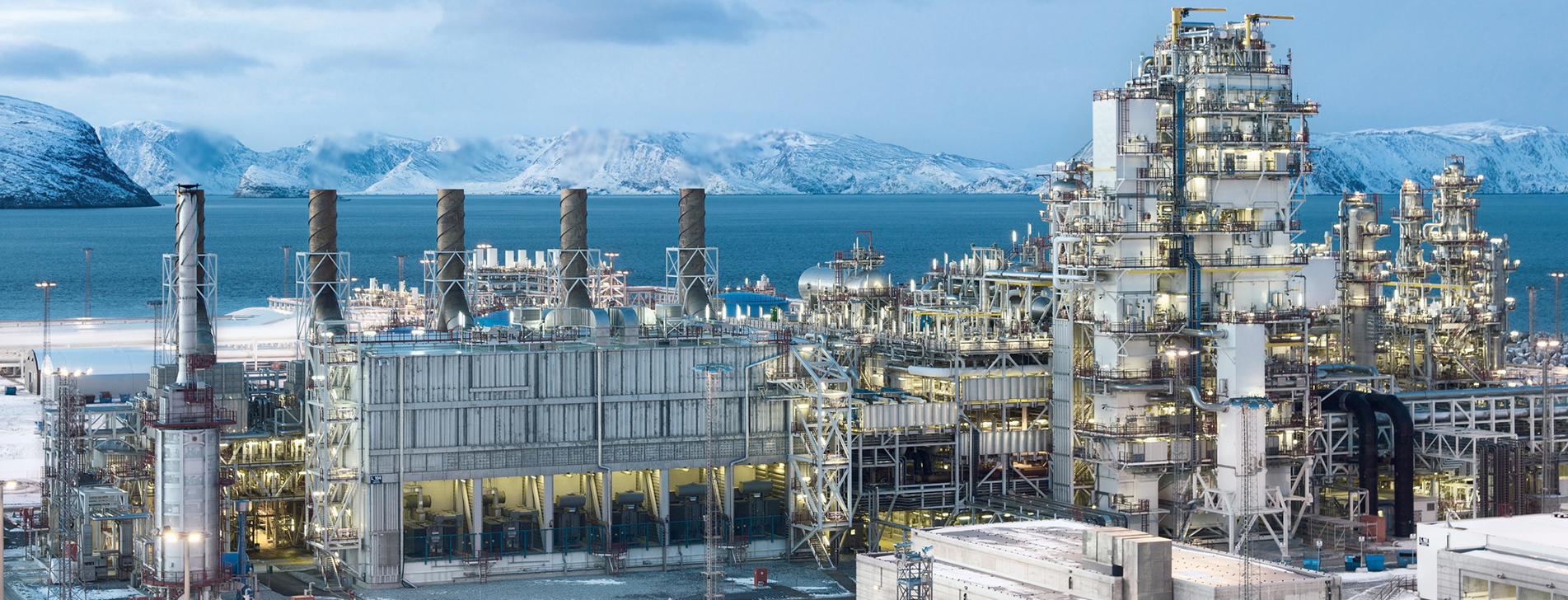 Перевод документации для газохимического комплекса
