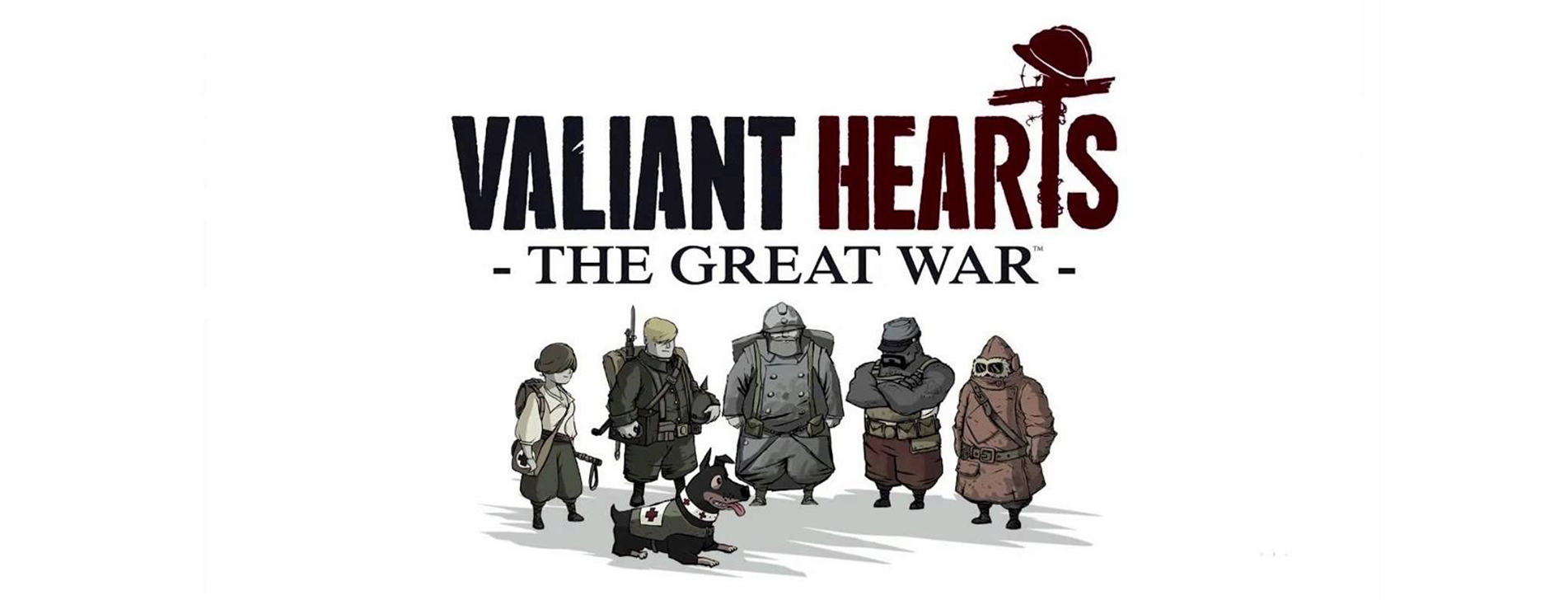 Локализация игры VALIANT HEARTS: THE GREAT WAR