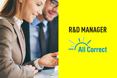 R&D Manager